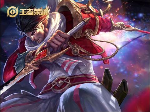 王者荣耀:她最新射手一姐,却很怕以下几位战士英雄!