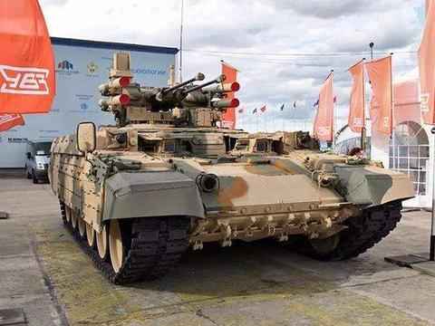 坦克支援战车:阿富汗战争催生的新兵器,扬威叙利亚战场