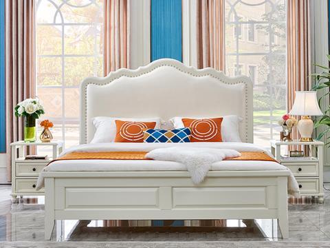 小物件救星:个性床头柜还带多层抽屉,卧室扩容就靠它