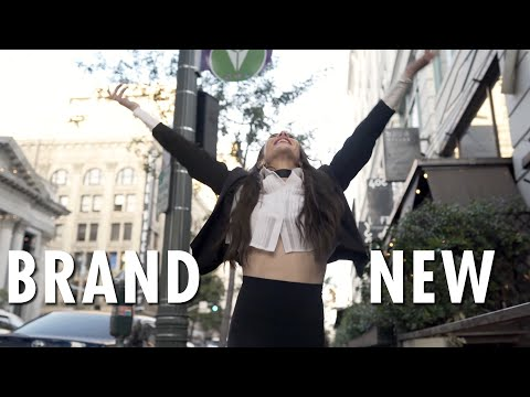 Mandy Jiroux最新编舞Brand New