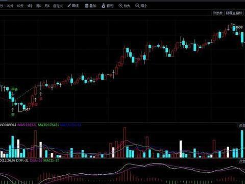 1月17日期货软件走势图综述:螺纹钢期货主力涨1.04%