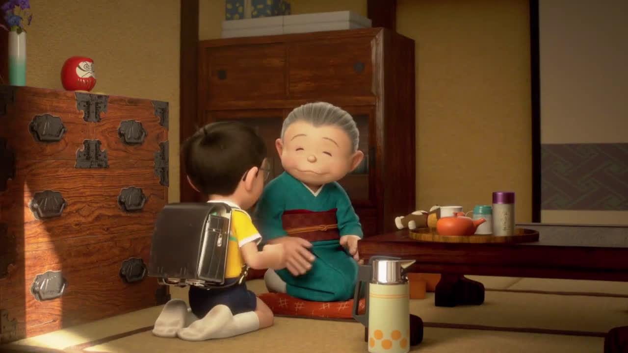 《哆啦A梦:伴我同行2》先导预告片,蓝胖子回来了