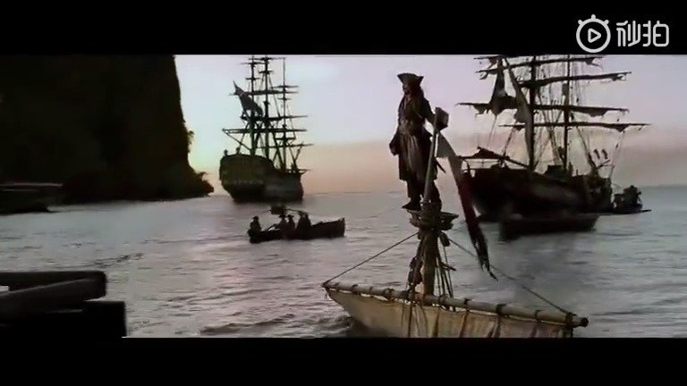 其实《加勒比海盗5》口碑就有点下滑了,但是音乐还是好听的