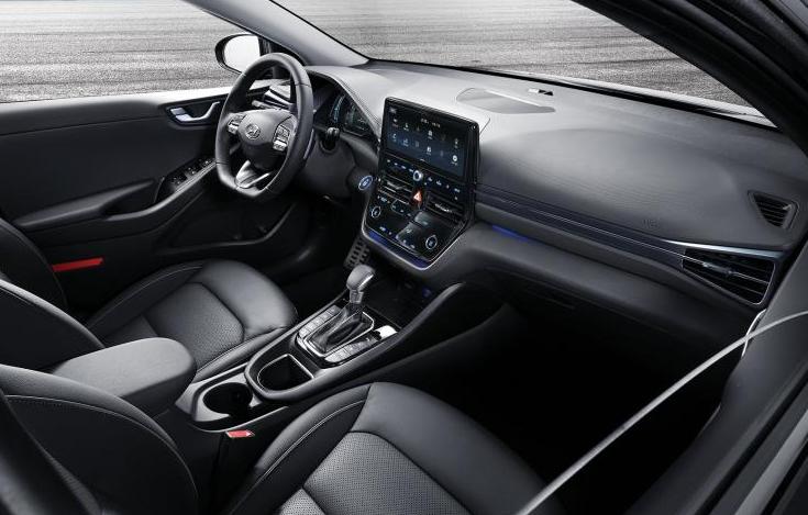 现代旗下紧凑型新能源车 新款IONIQ官图发布 日内瓦车展亮相