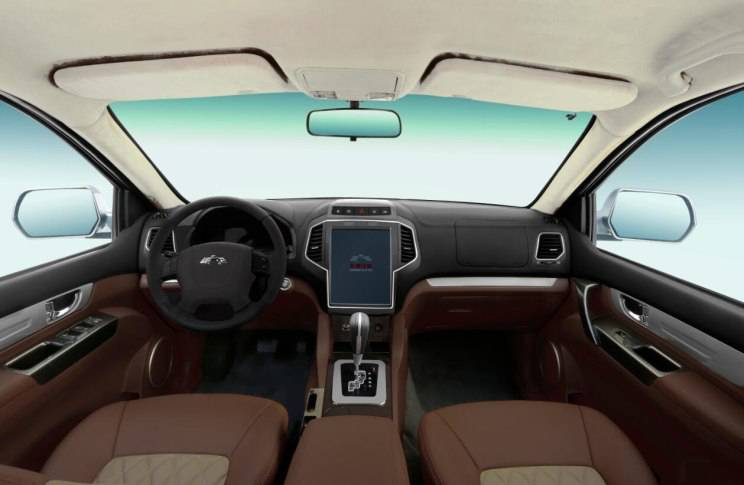 售10.88万元起,无四驱的硬派越野SUV,卡威路易斯哪来的勇气?