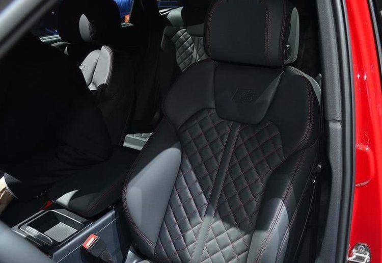 奥迪SQ5车系,这样的风格你喜欢吗?