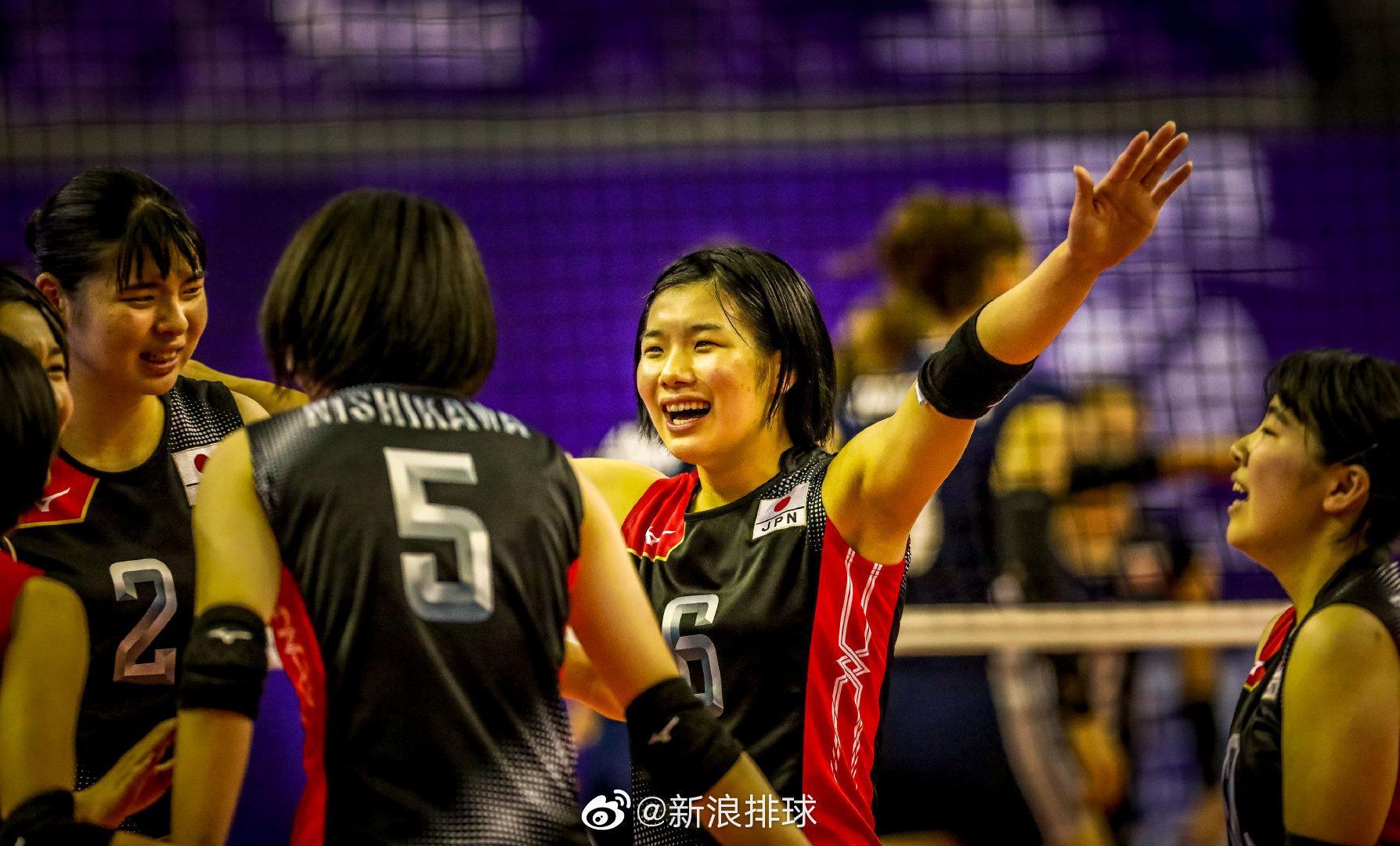 U20女排世界锦标赛八强复赛,日本3-1波兰,土耳其3-0美国