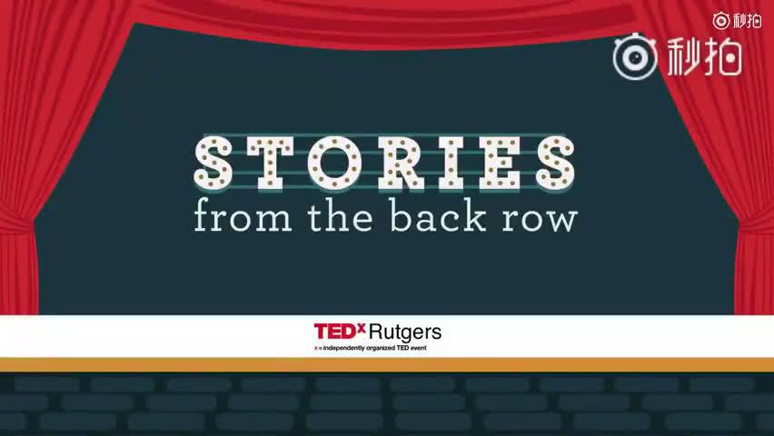 TED英文演讲:大学毕业前应该做的7件事情