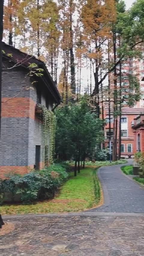 上海理工大学,真的挺漂亮~等开学了,我拍华南师范大学美丽校园