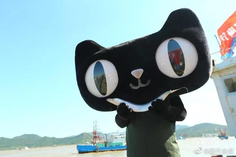 """开渔节上的""""天猫舰队""""牛了!请来王祖蓝和当红主播"""