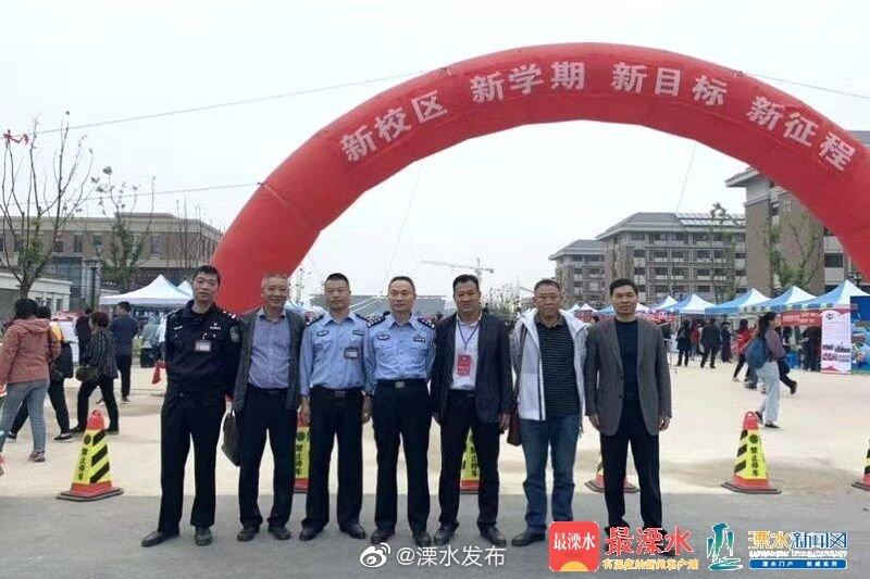 确保江苏第二师范学院石湫新校区新生入学安全