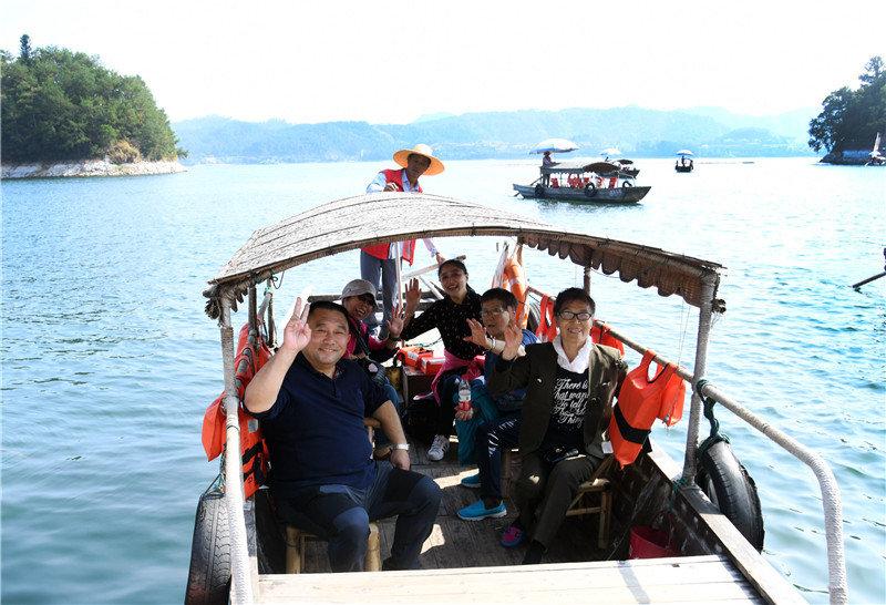 文旅融合造浓游客的参与感