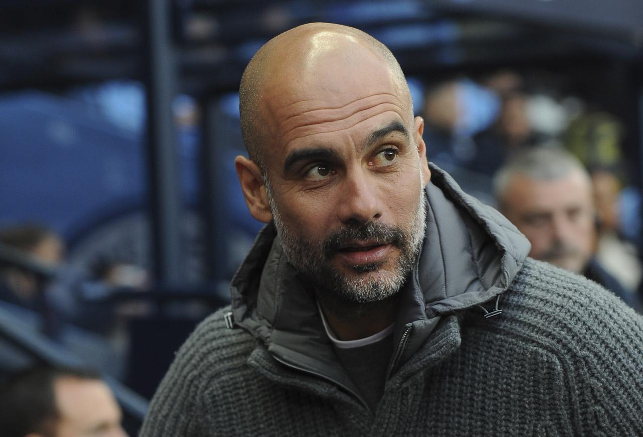 瓜迪奥拉表忠心,降入英乙也不离开!但曼城今年欧冠依然没戏