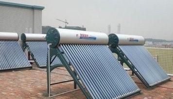太阳能热水器为什么能输出热水