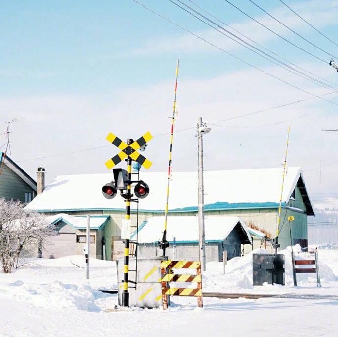 日本北海道小樽的雪景,想不想来一场冬日旅行呢