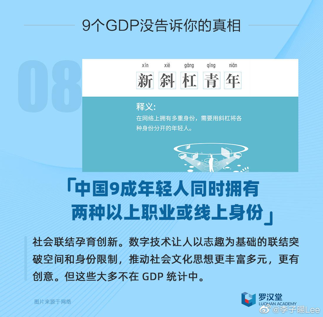 """近年来,全球很多国家""""唯GDP论"""""""