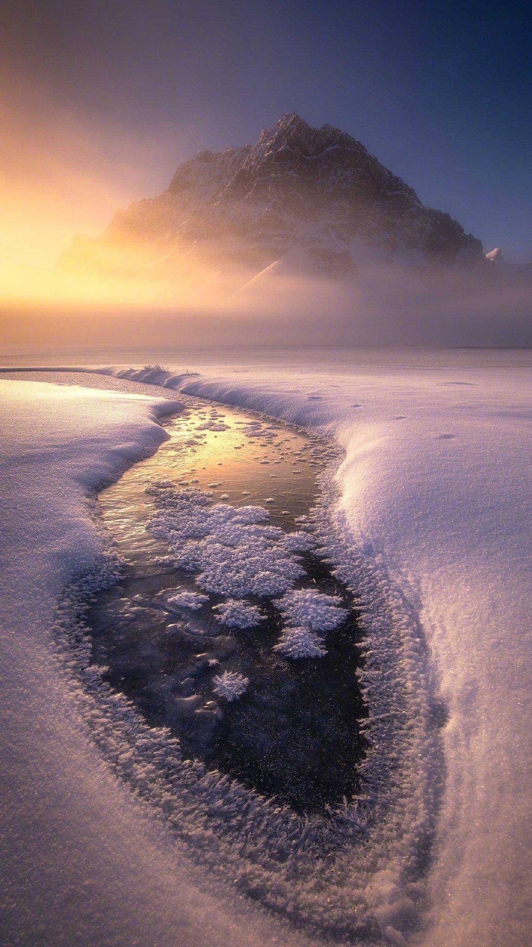 """北美洲""""脊骨""""——落基山脉 @落基山摄影师fywPhoto"""
