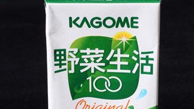 可果美计划把蔬菜饮料对亚洲出口增至8倍