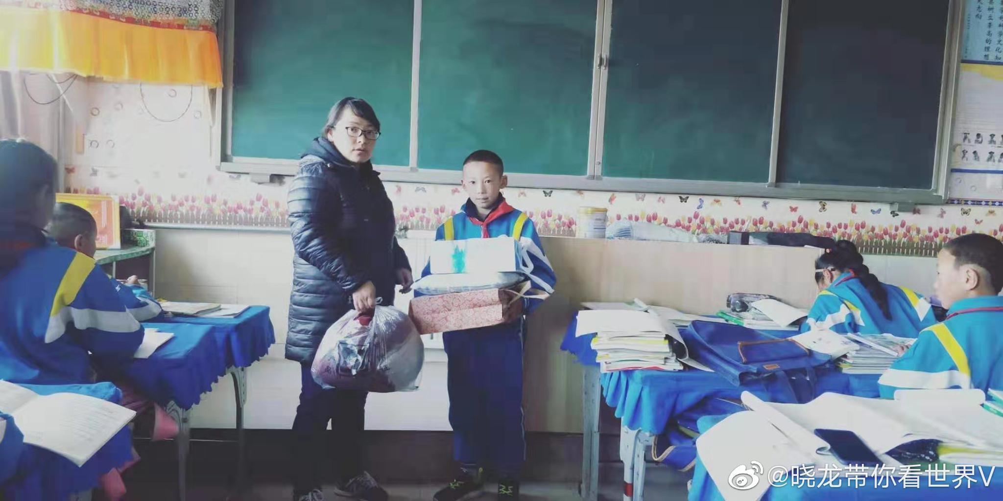 那曲扎仁镇小学非常感谢@西藏逍遥 郑少杰和他的朋友们