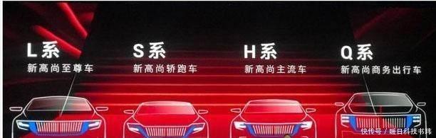 """新车惊艳众人,配新车标,国人的骄傲,红旗终于""""迎风飘扬"""""""
