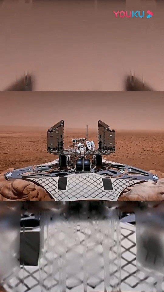 """我国火星探测器首次公开亮相,暂命名""""火星一号"""""""