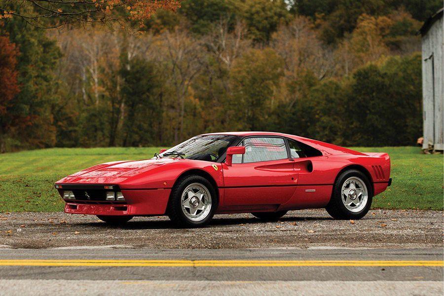 全球拍卖成交价前十名的车,福特丰田上榜,不输7台法拉利