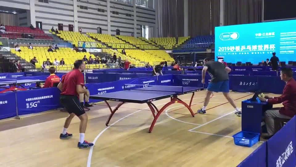 砂板乒乓球世界杯南京开赛