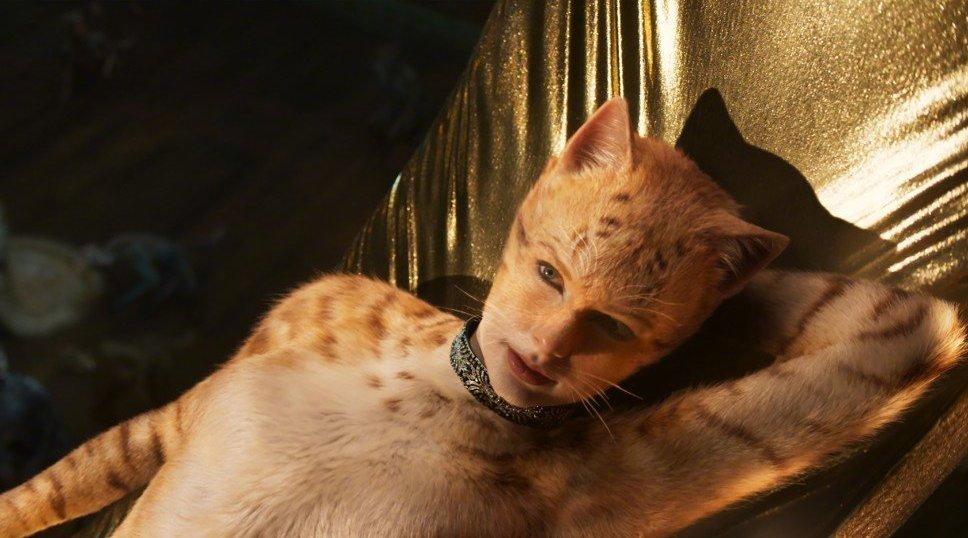 泰勒·斯威夫特为音乐剧《猫》的电影版演唱新歌《Beautiful Ghosts》
