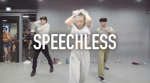 Jin Lee编舞迪士尼电影《阿拉丁》歌曲《Speechless》