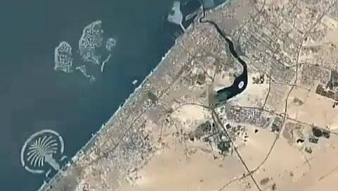 鸟瞰迪拜30多年来的变化,你有所感慨吗?