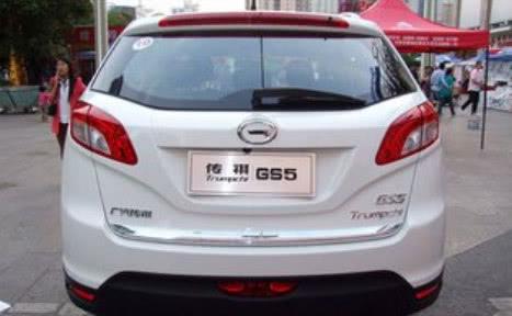广汽传祺GS5正式上市,10.98万起售,内外焕然一新