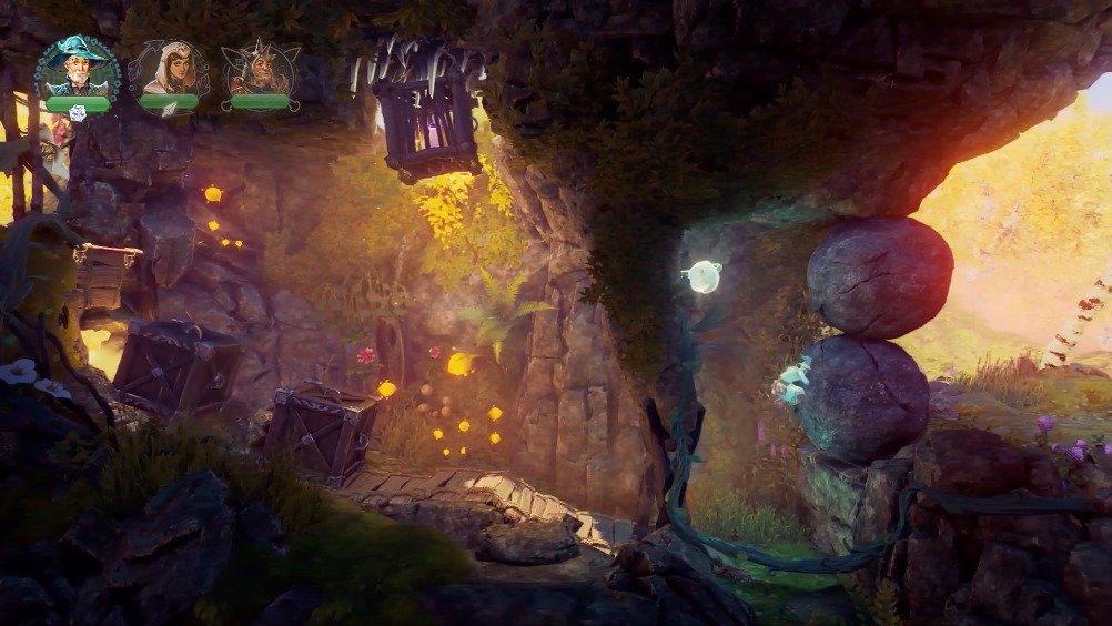 《三位一体4:梦魇王子》玩法演示 新能力让解谜更有趣