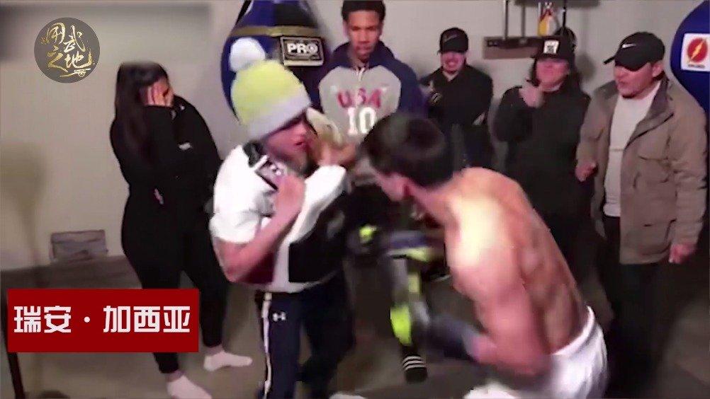 """18战全胜15KO,美国拳击天才""""闪电手""""瑞恩-加西亚!"""
