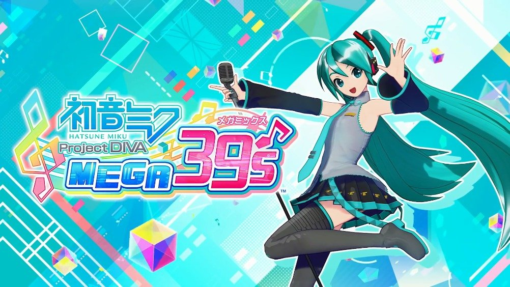 Nintendo Switch游戏《初音未来 歌姬计划 MEGA39's》公布最新的游戏