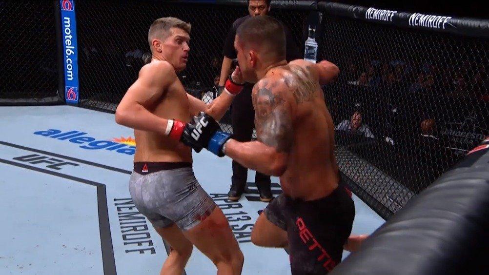 UFC246终结时刻,霍尔姆、飞踢哥的终结也超级震撼!