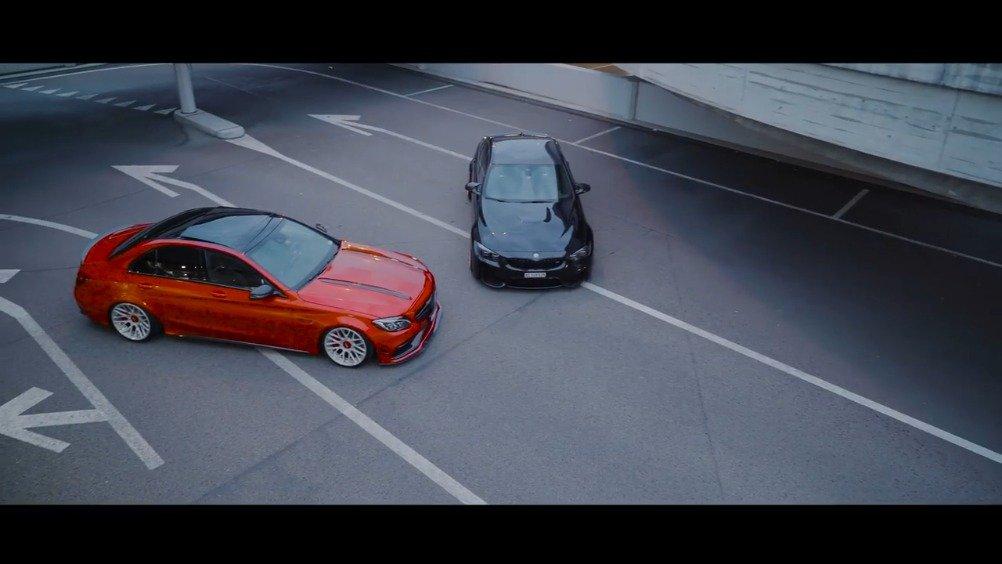 C63s AMG X BMW M3 F80 //  x  &