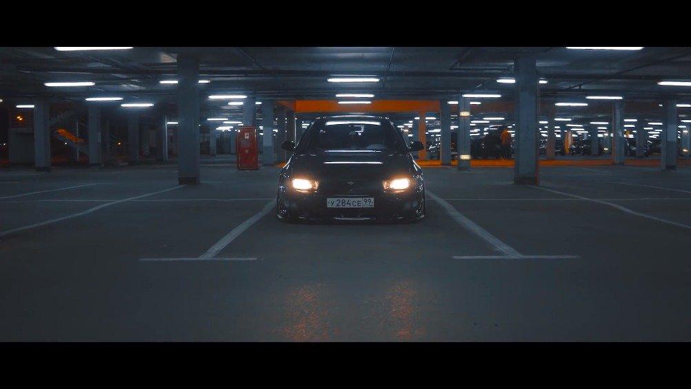 视频:三菱galant | 姿态之夜