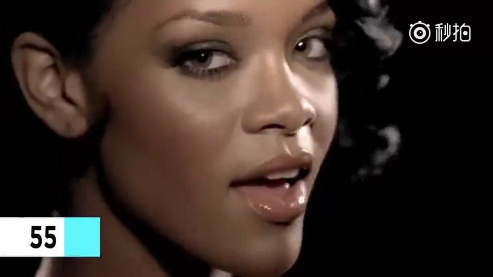 Rihanna的又一个生日,回顾一下天后RiRi的公告牌历史成绩吧