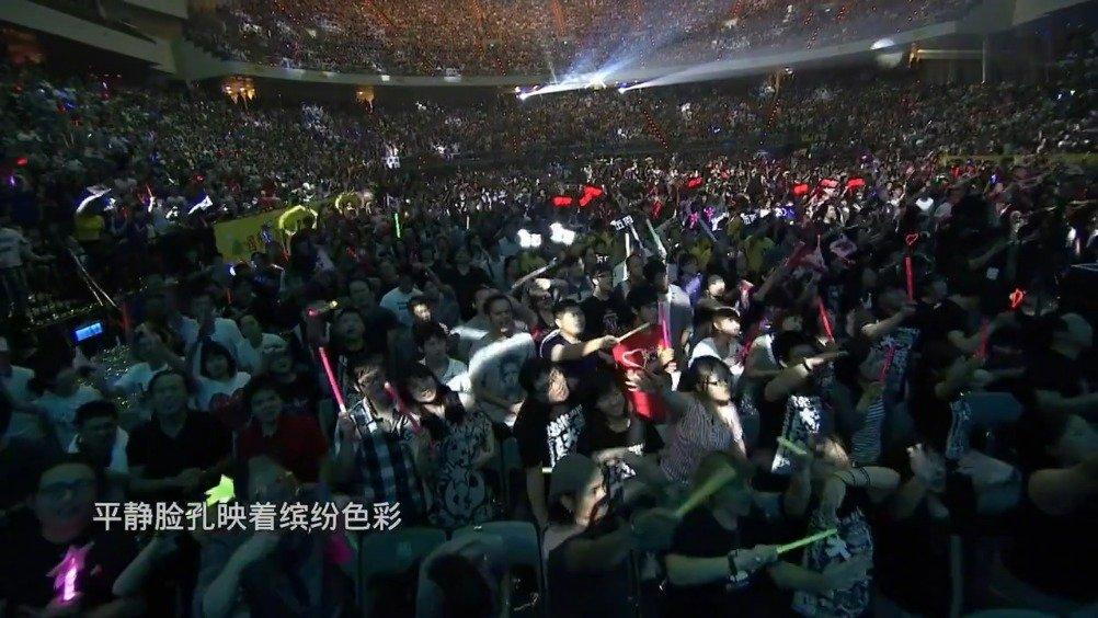 伍佰《Last Dance》蓝光高清版,20周年大感谢台北演唱会