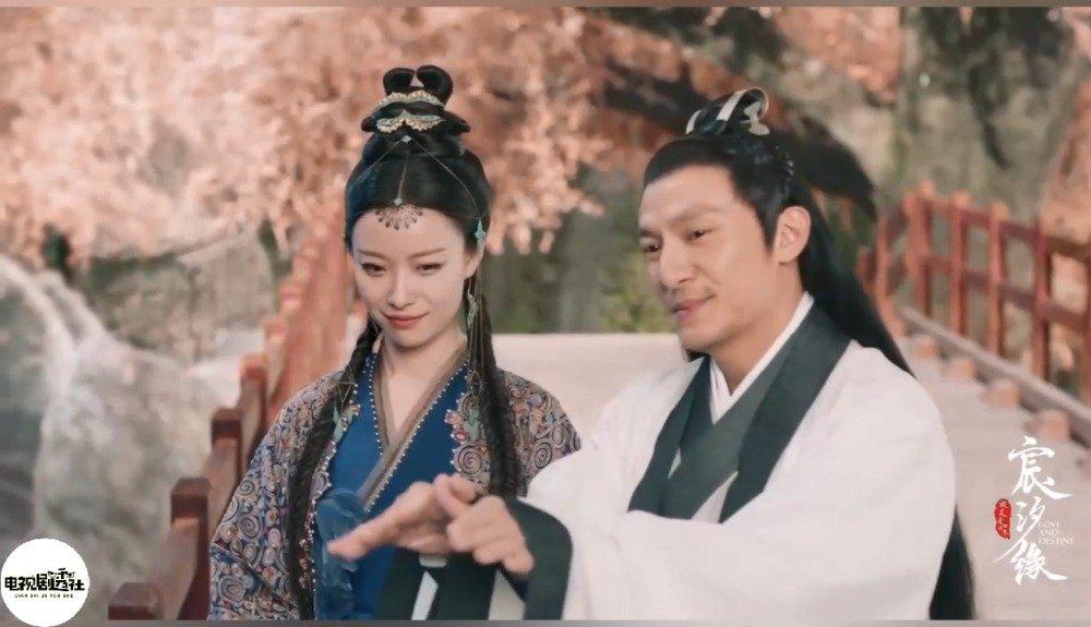 由张震,倪妮主演的电视剧 将于1月26日登陆深圳卫视和湖北卫视