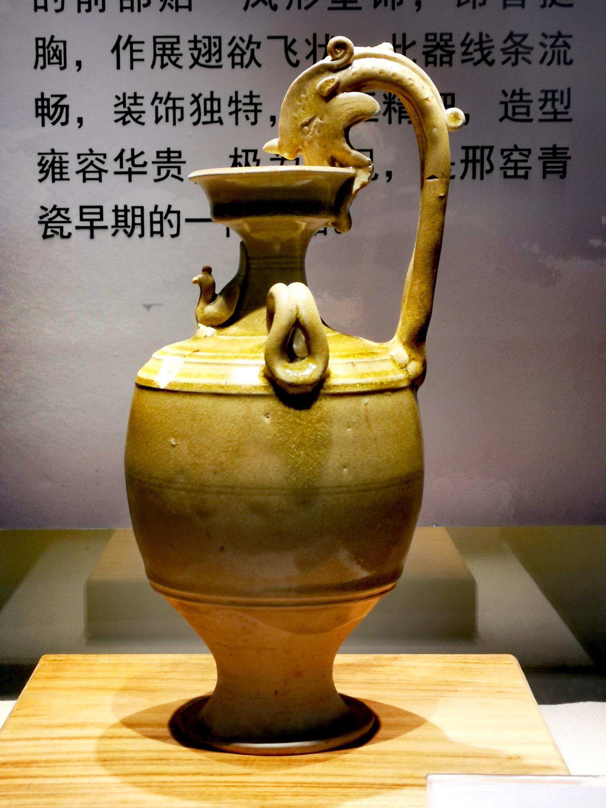 """匆匆,来到瓷器中""""北白""""的故乡,邢窑故里河北邢台内丘。一瞥之间"""