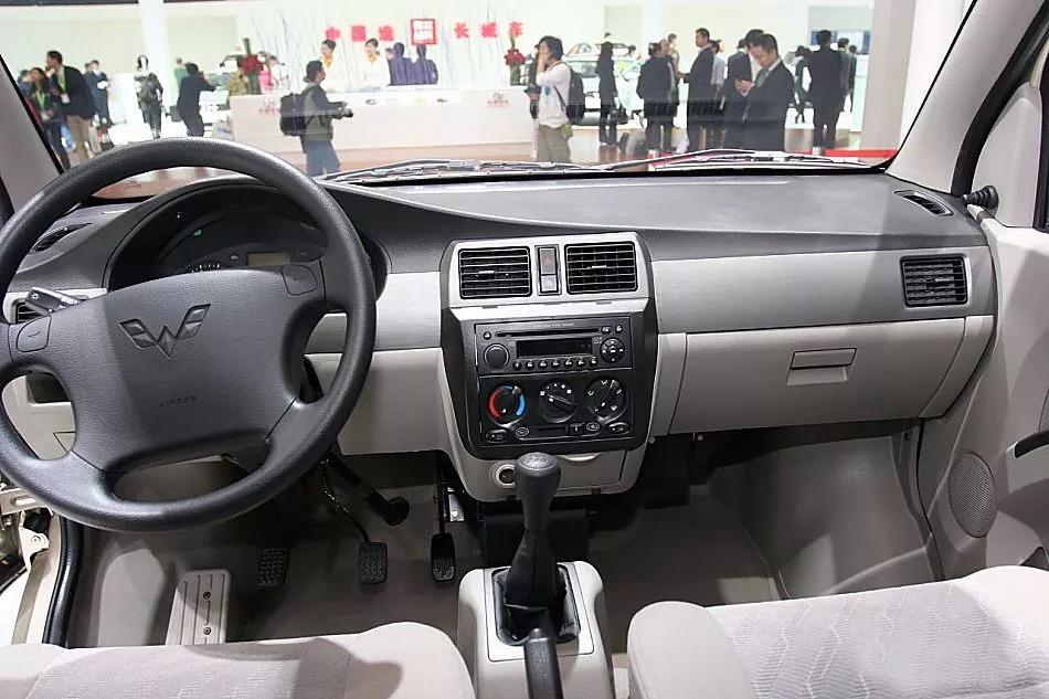 人生第一台创业之车 三款5万左右的微面不妨考虑下