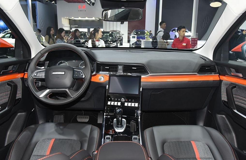 哈弗再出新SUV,与哈弗H6同底盘,售价不到10万,月底上市