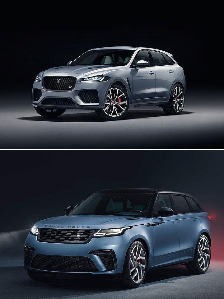 这两款SUV光马力加起来达1100匹,比BBA便宜,却乏人问津?