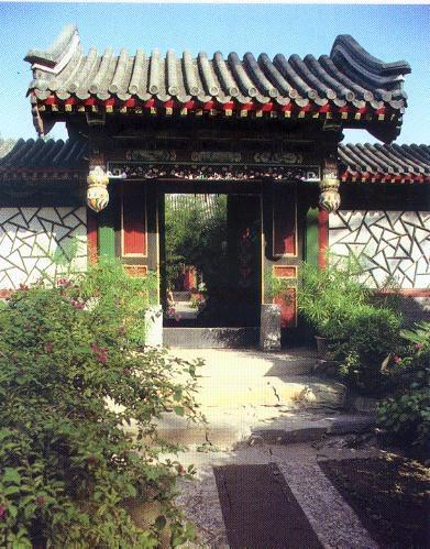 中国古建筑之 · 垂花门