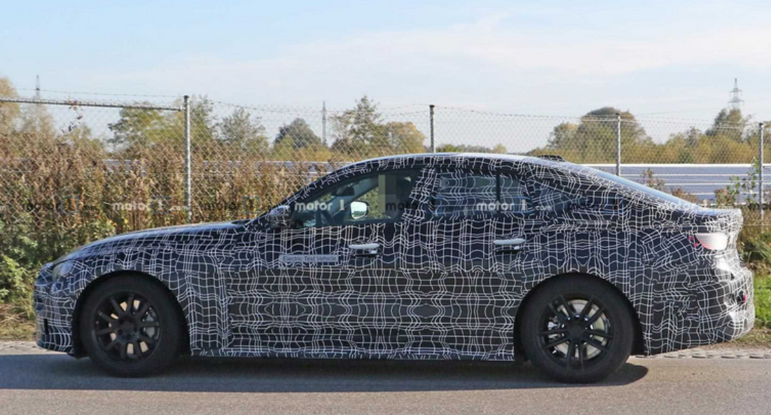 竞争特斯拉Model 3,宝马i4车型更多参数曝光