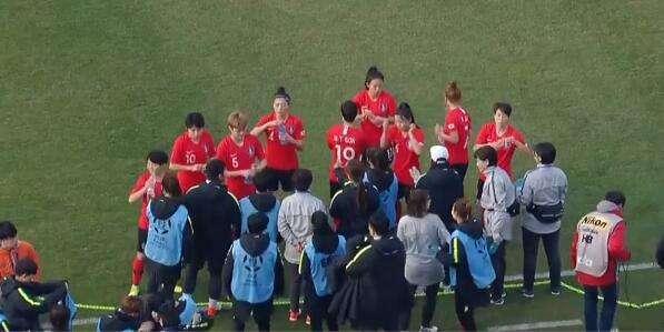 中国女足终于有了好消息!韩国主场或将取消!