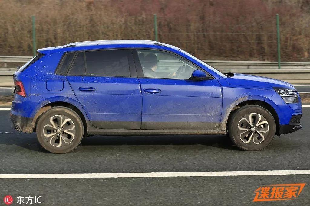 奥迪RS Q8最新谍照曝光;起亚新Forte GT-Line发布