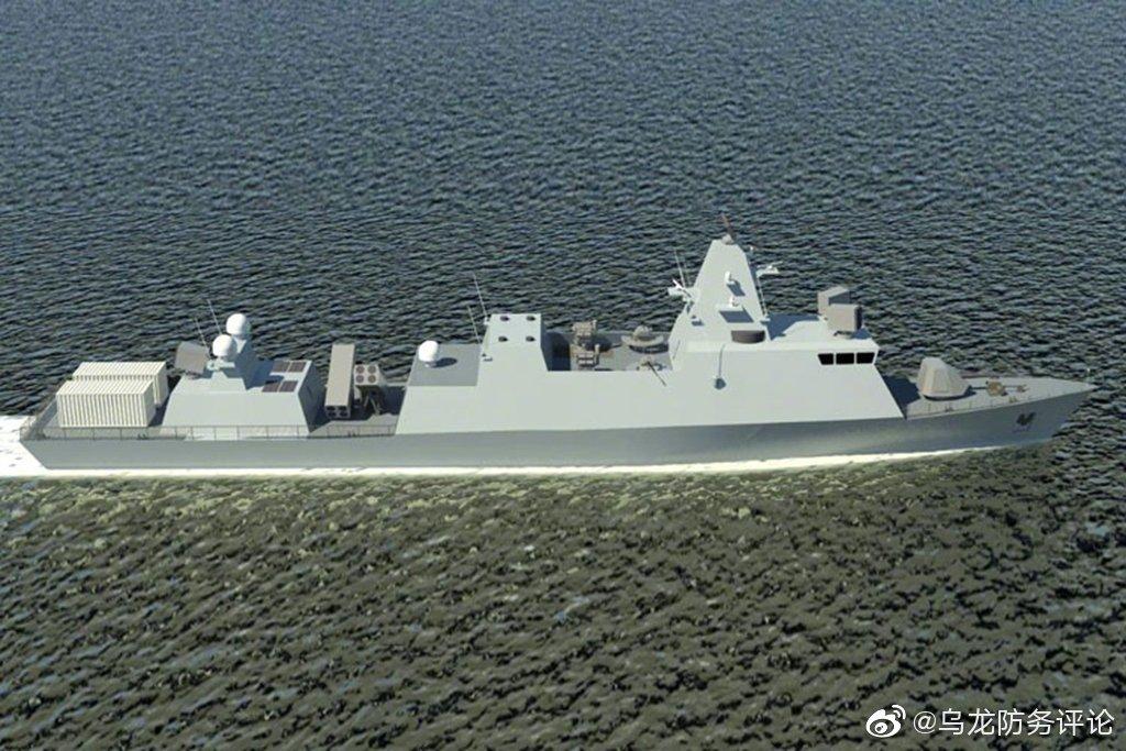 以色列要造和056相当的轻型护卫舰了,取代老式的萨尔4.5型导弹艇