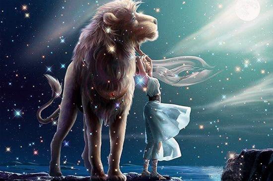 巨蟹座是很星座的一个星座,也是一个很长情的感性.狮子座的发财运图片